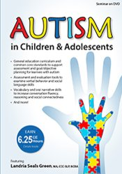 Image of Autism in Children & Adolescents: Advancing Language for Conversation