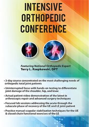 Image of 3-Day: Intensive Orthopedic Conference