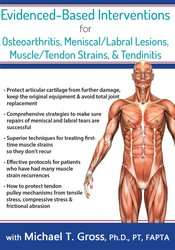 Image of Evidence-Based Interventions for Osteoarthritis, Meniscal/Labral Lesio
