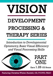 Image of Introduction to Developmental Optometry and Basic Visual Efficiency an