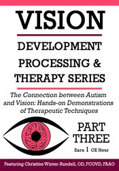 Image ofThe Connection Between Autism and Vision: Hands-on Demonstrations of T