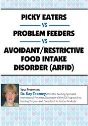 Image of Picky Eaters vs Problem Feeders vs Avoidant/Restrictive Food Intake Di