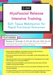 Image of 2-Day Myofascial Release Intensive Training: Soft Tissue Mobilization