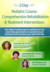 Image of 2-Day Pediatric Certificate Course: Comprehensive Rehabilitation & Tre