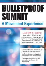 Image of 2-Day: Bulletproof Summit: A Movement Experience *Pre-Order*