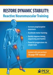 Image of Restore Dynamic Stability: Reactive Neuromuscular Training