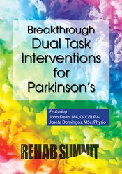 Image of Breakthrough Dual Task Interventions for Parkinson's
