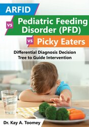 Image of ARFID vs Pediatric Feeding Disorder (PFD) vs Picky Eaters: Differentia