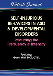 In this course, you will learn what is known about self-injurious behaviors as they relate to people with developmental disabilities.