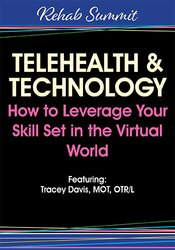 Image of Telehealth & Technology: How to Leverage Your Skill Set in the Virtual