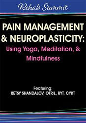 Research shows yoga, meditation and mindfulness not only help chronic pain but also change the brain structure on how pain is perceived and its impact on overall wellness.
