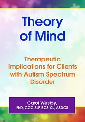 Theory of Mind: Therapeutic Implications for Clients with Autism Spectrum Disorder 1