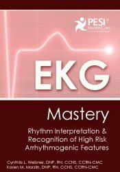 Image ofEKG Mastery: The Electrocardigram in Rhythm Interpretation and Recogni