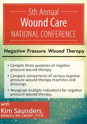 Image of5th Annual Wound Care National Conference Session 4: Negative Pressure