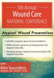 Image of5th Annual Wound Care National Conference Session 6: Atypical Wound Pr