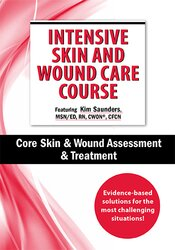 Image of Intensive Skin and Wound Care Course Day 1: Core Skin & Wound Assessme