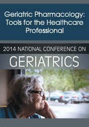 Image ofGeriatric Pharmacology: Tools for the Healthcare Professional (Nationa