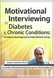 Image ofMotivational Interviewing in Diabetes & Chronic Conditions:  An Eviden