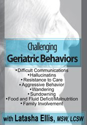 Image ofChallenging Geriatric Behaviors