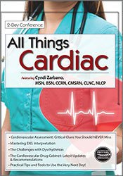 Image of All Things Cardiac Conference: Day One: Cardiac Nursing Essentials