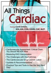 Image of All Things Cardiac Conference: Day Two: Cardiac Disorders & Diagnostic
