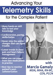 Image ofAdvancing Your Telemetry Skills for the Complex Patient