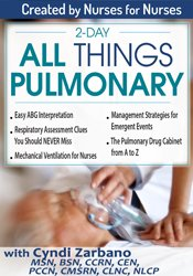 Image of2-Day All Things Pulmonary