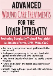 Image of Advanced Wound Care Treatments for the Lower Extremity