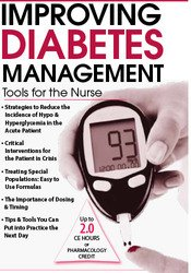 Image of Improving Diabetes Management: Tools for the Nurse