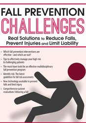 Image of Fall Prevention Challenges: Real Solutions to Reduce Falls, Prevent In