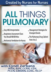 Image of All Things Pulmonary