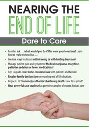 Image of Nearing the End of Life: Dare to Care
