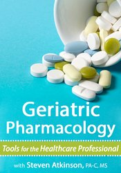 Image of Geriatric Pharmacology: Tools for the Healthcare Professional