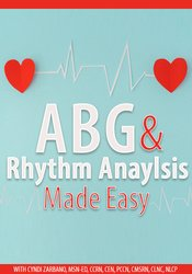 Image of ABG & Rhythm Analysis Made Easy