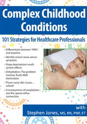 Image of Complex Childhood Conditions: 101 Strategies for Healthcare Profession