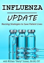 Image of Influenza 2018: Nursing Strategies to Save Patient Lives