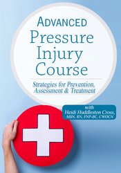 Image of Advanced Pressure Injury Course: Strategies for Prevention, Assessment