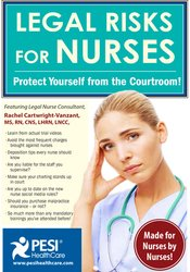 Image of Legal Risks for Nurses: Protect Yourself from the Courtroom!