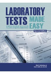 Image of Laboratory Tests Made Easy: A Plain English Approach, Second Edition