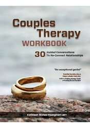 Image of Couples Therapy Workbook: 30 Guided Conversations to Re-Connect Relati