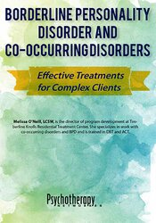 Image of Borderline Personality Disorder and Co-Occurring Disorders: Effective
