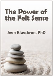 Image of The Power of the Felt Sense