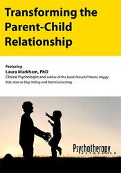 Image of Transforming the Parent-Child Relationship