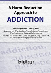 Image of A Harm-Reduction Approach to Addictions