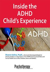 Image of Inside the ADHD Child's Experience