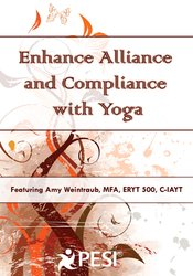 Image of Enhance Alliance and Compliance with Yoga