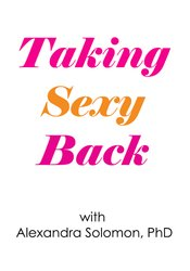 Image of Taking Sexy Back