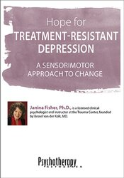 Image of Hope for Treatment-Resistant Depression: A Sensorimotor Approach to Ch
