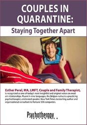 Image of Couples in Quarantine: Staying Together Apart