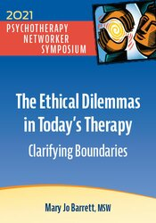 The Ethical Dilemmas in Today's Therapy: Clarifying Boundaries 1